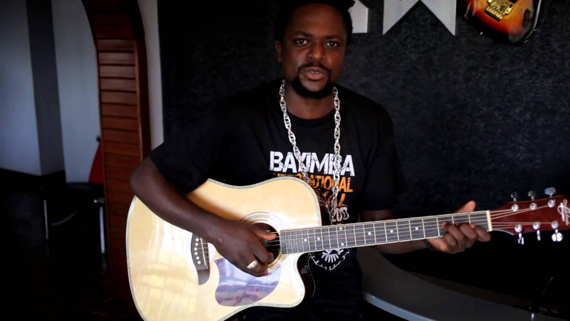 Mista Poa le célèbre artiste de Butembo prédit sa mort pour mai 2018