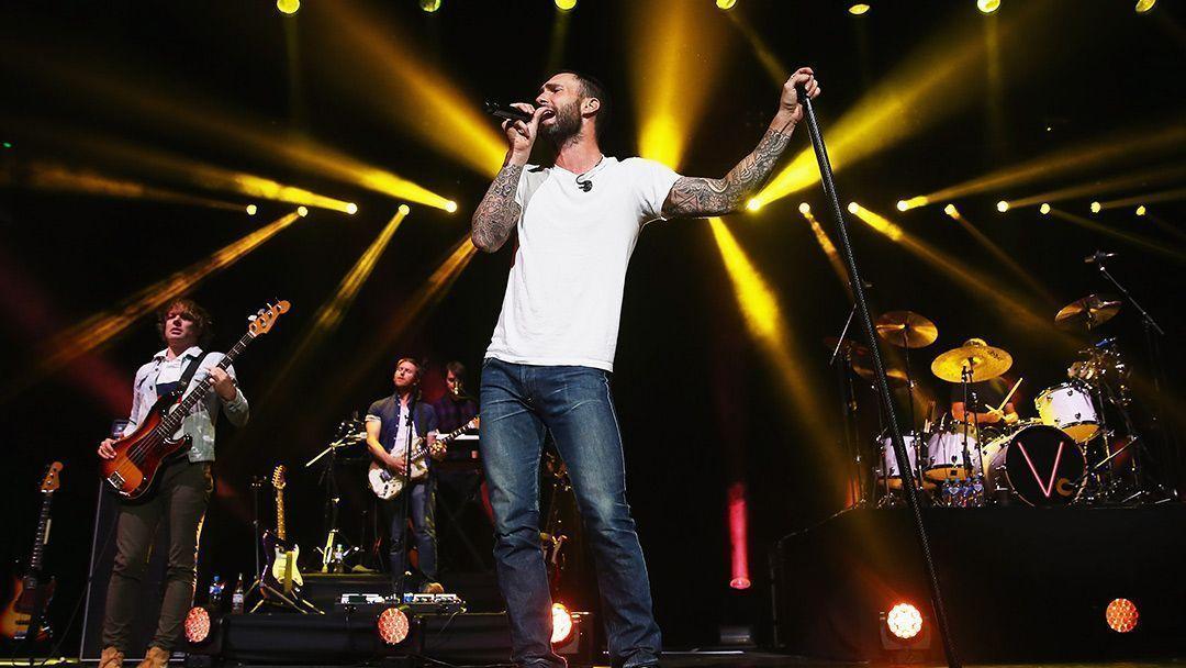 Whiskey : Maroon 5 invite A$AP Rocky sur un titre brumeux