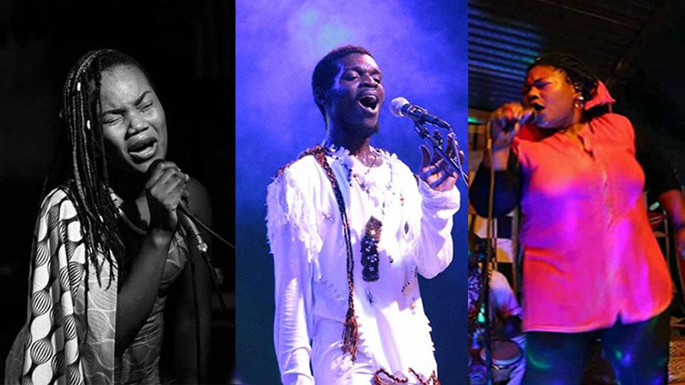 Licelv Mauwa, Jocelyn Balu et Orakle Ngoy : trois musiciens congolais retenus au MASA – Abidjan 2018