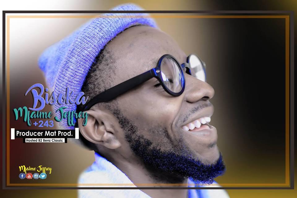 Mfalme Jeffrey, dit Bababo toujours aussi magistral, il propose un nouvel album