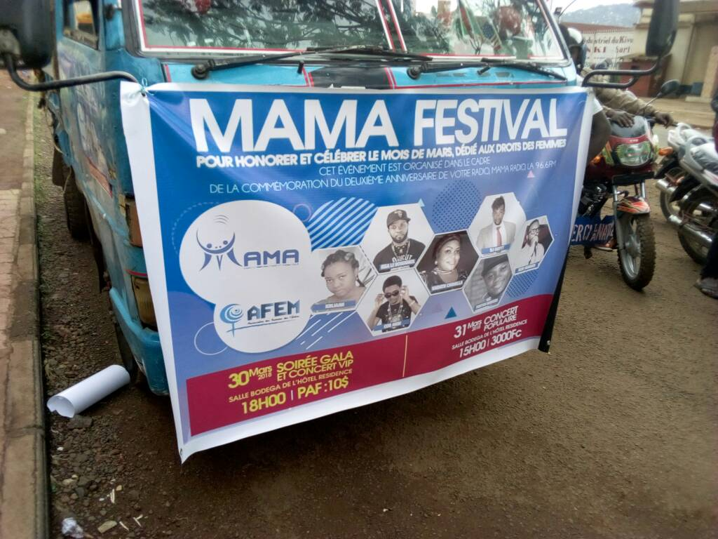 Mama Radio offre une soirée VIP et un concert populaire pour célébrer son anniversaire