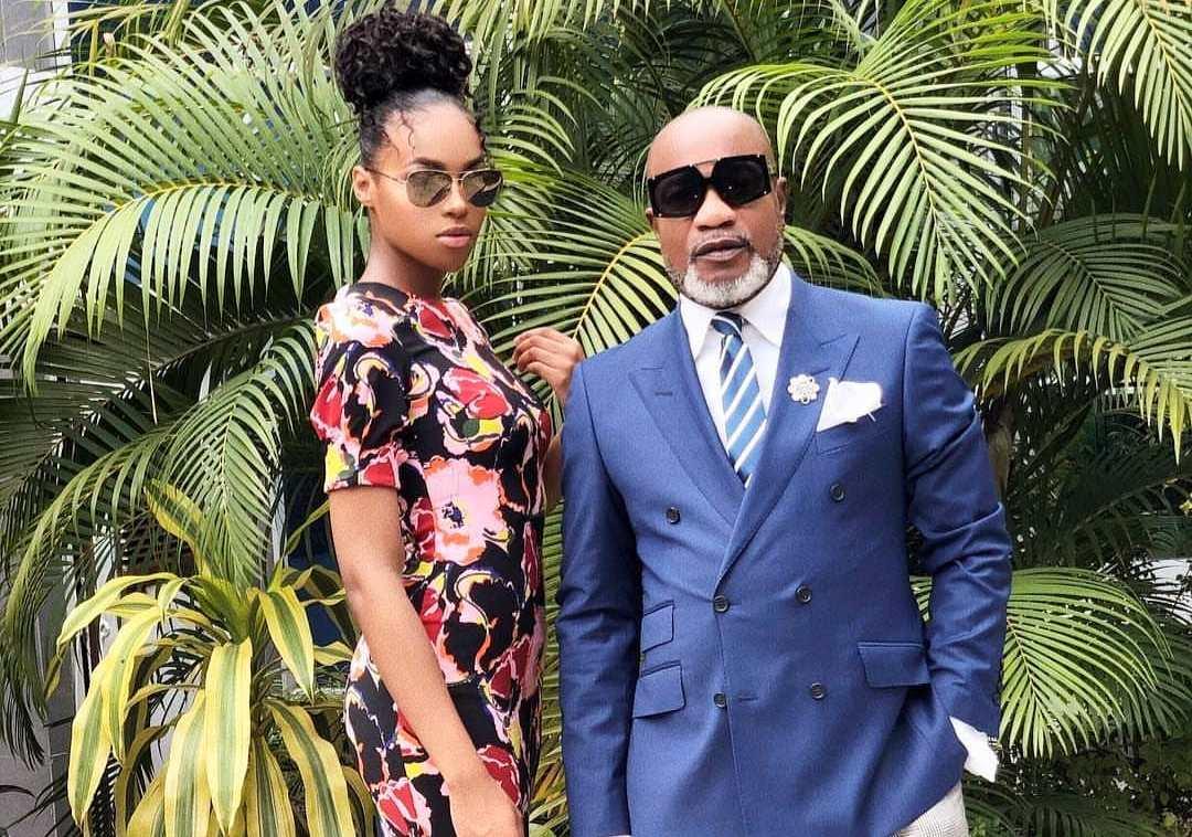 Koffi Olomidé réagit fermement sur le présumé scandale  sexuel de sa fille Didi Stone