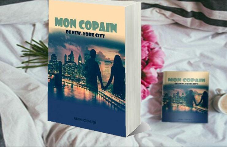 Amini Cishugi annonce la sortie de son nouveau livre « Mon copain de New-York City » pour Novembre
