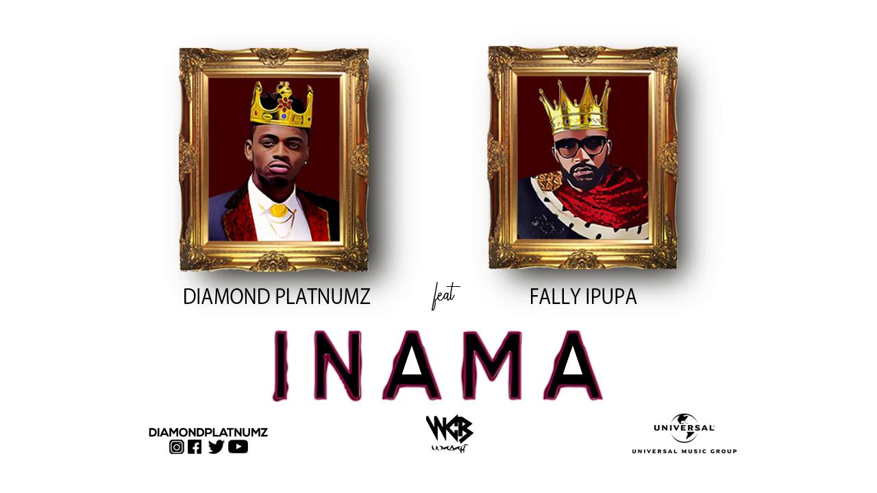 Exclusivité: Diamond Platnumz chante en lingala avec Fally  Ipupa