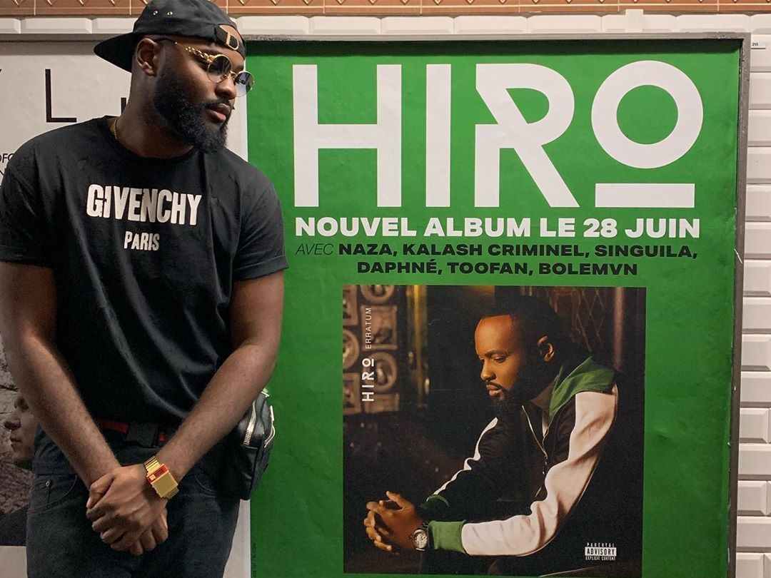 « ERRATUM », c'est le nom de l'album de l'artiste Hiro le Coq qui sort ce 28 juin 2019