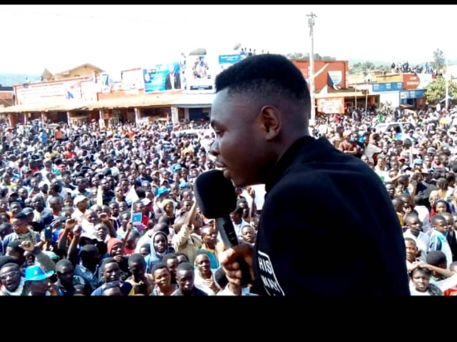 De Butembo à Goma : Elkane Karha surprend ses fans par le titre « Fagiya » en feat avec Afande Ready