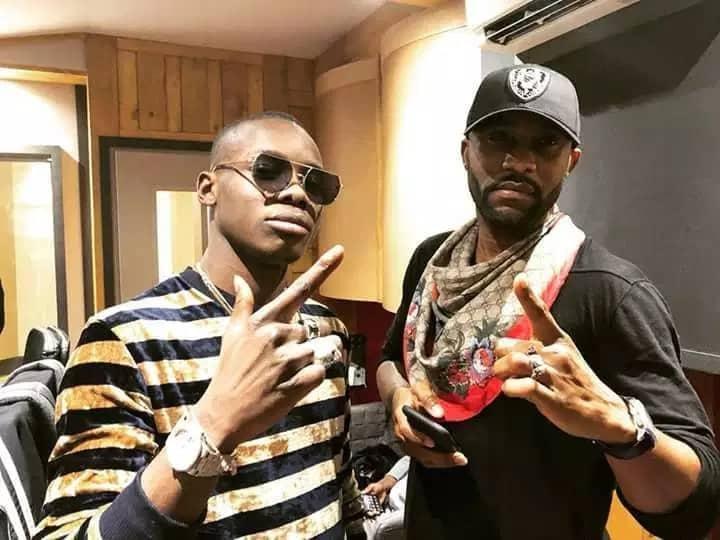 Nouvelle chanson : Fally Ipupa accepte de chanter avec Sidiki Diabaté