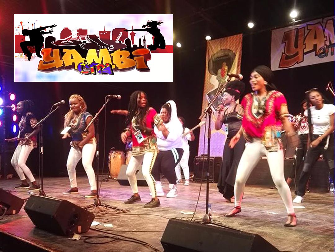 YAMBI CITY 2, Les femmes à l'honneur