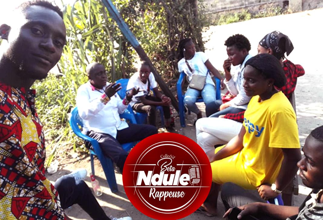 Collectif Beta Ndule Rappeuse, De la musique à Entreprenariat Culturel !