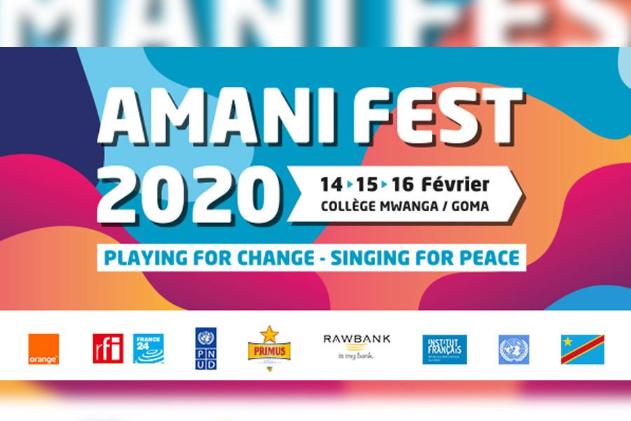 Festival Amani: Qui sont les têtes d'affiches de cette 7 ème édition ?