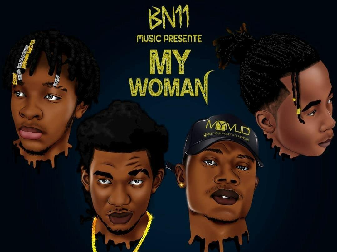 Découvrez  « my woman » le nouveau single du collectif lushois BN11