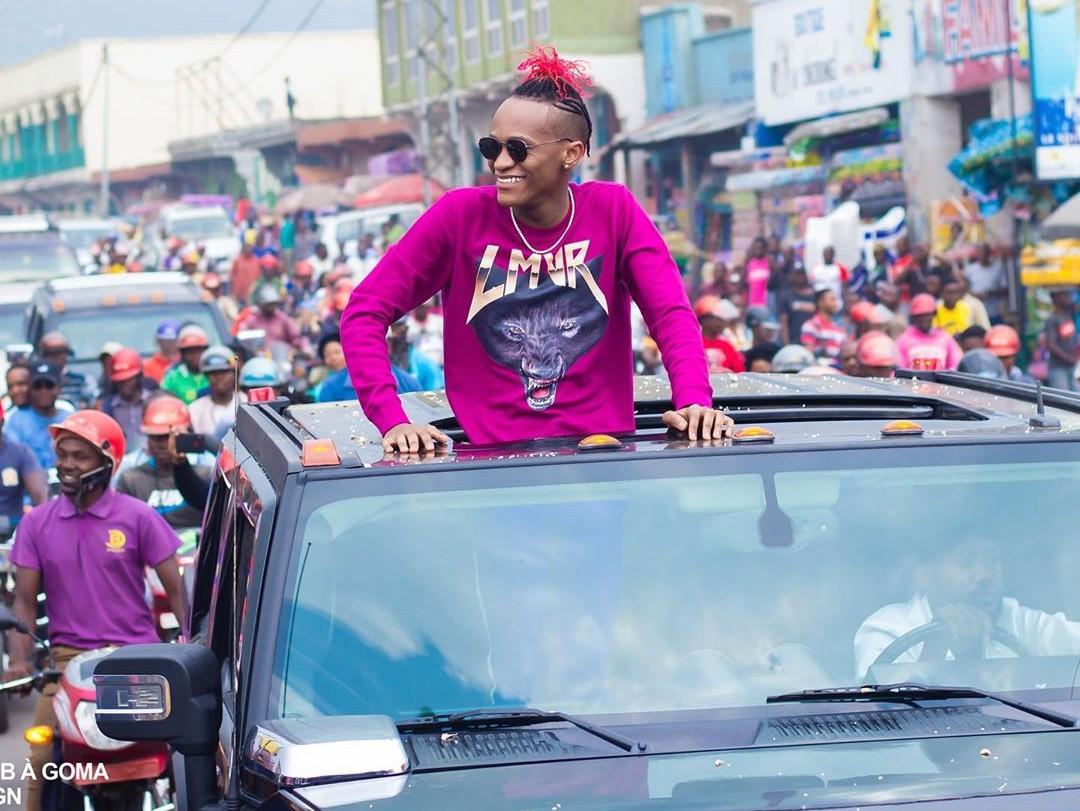 InnossB validé par le public de Goma, retour sur les faits marquants de la deuxième journée du Festival Amani