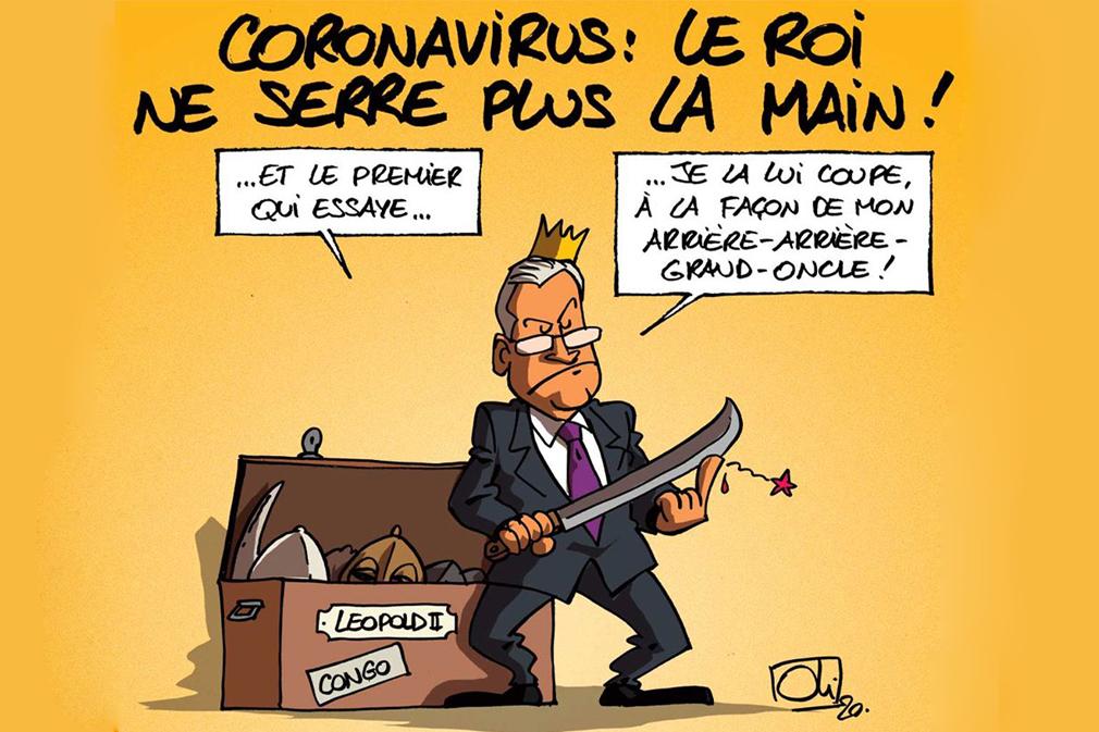 Lutte contre le coronavirus, la RDC passe à la défensive.