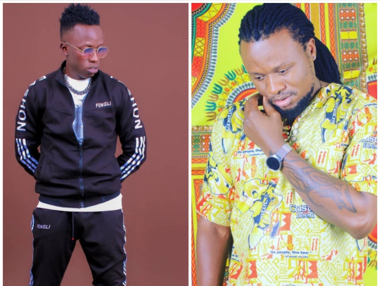 Young'B featuring Demba Nyama Mkali c'est fait !
