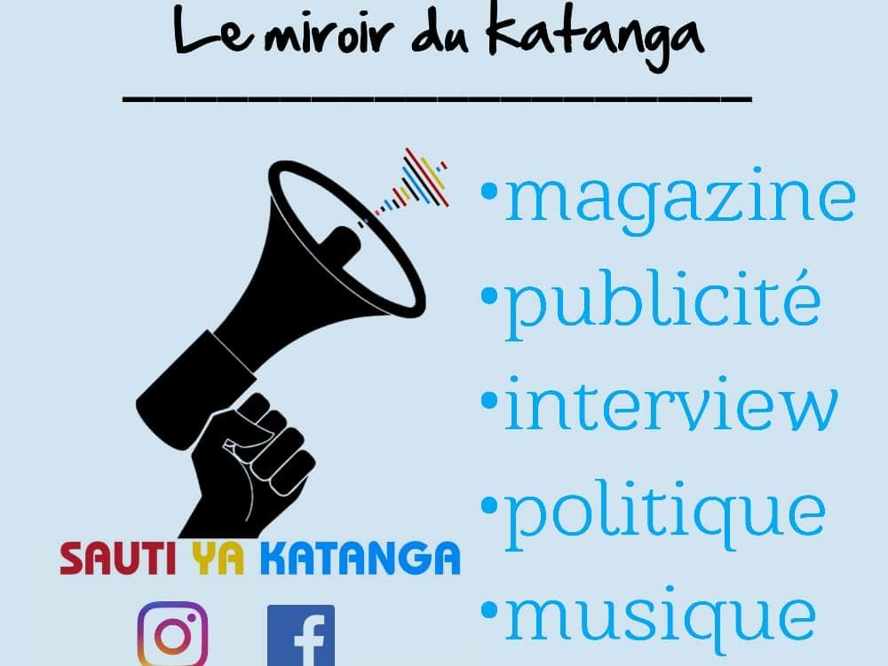 SAUTIYA Katanga,un nouveau magazine dactualités