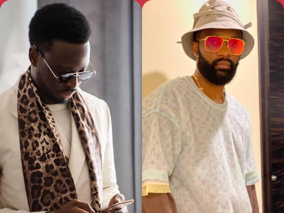 Dadju et Fally Ipupa sortent  la version remix de la chanson Jaloux  ce mois d'octobre