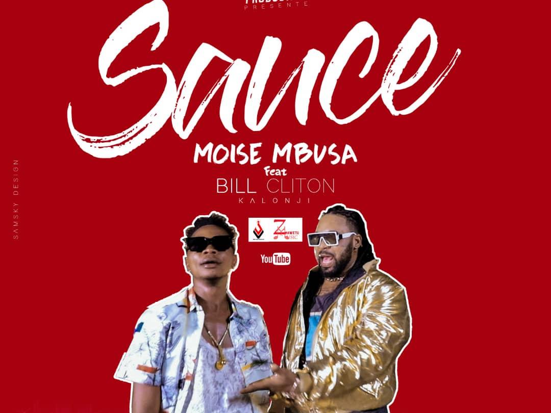 Moise mbusa fait chanté Bill Clinton kalonji en kinande dans sa nouvelle chansonSauce