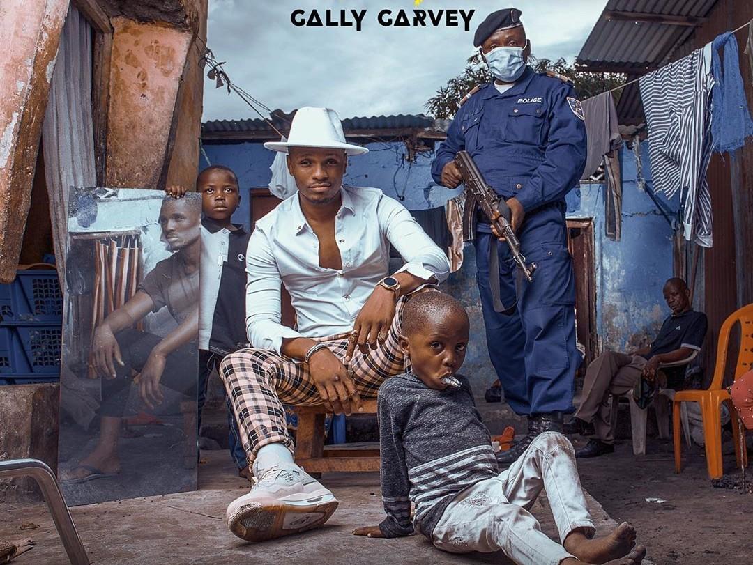 Gally Garvey annonce une nouvelle chanson