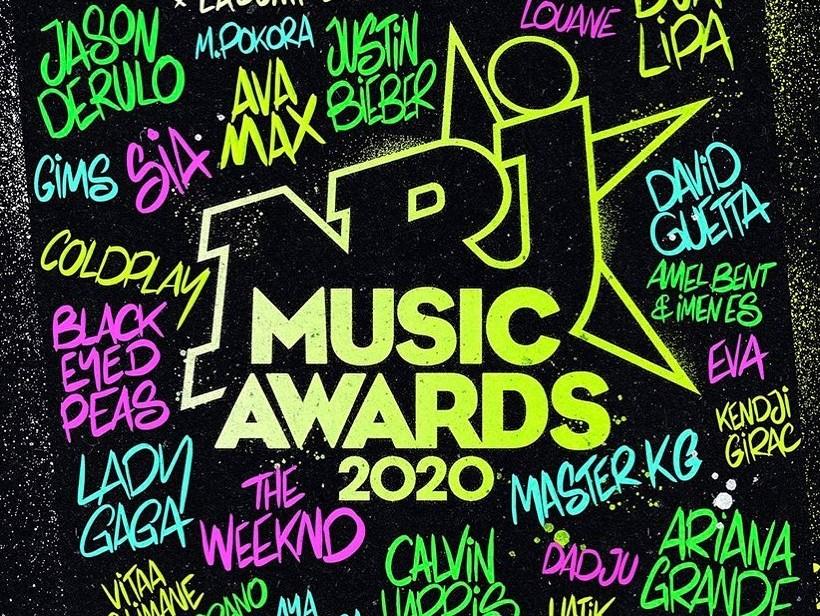 NRJ Music Awards 2020: tous les gagnants de la cérémonie