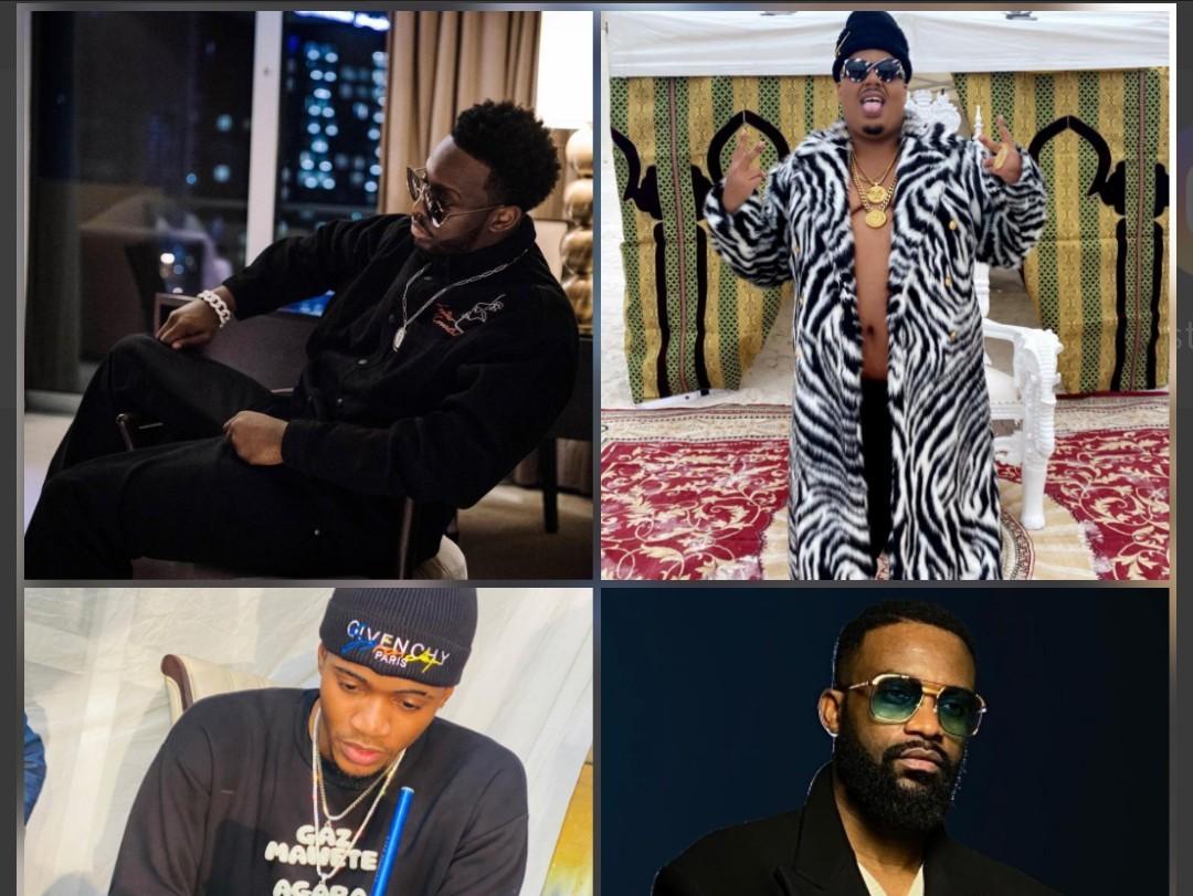 2020: Top 5 des chansons les plus téléchargées sur 243stars