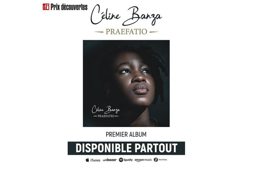 Praefatio, le premier album de Céline Banza maintenant disponible