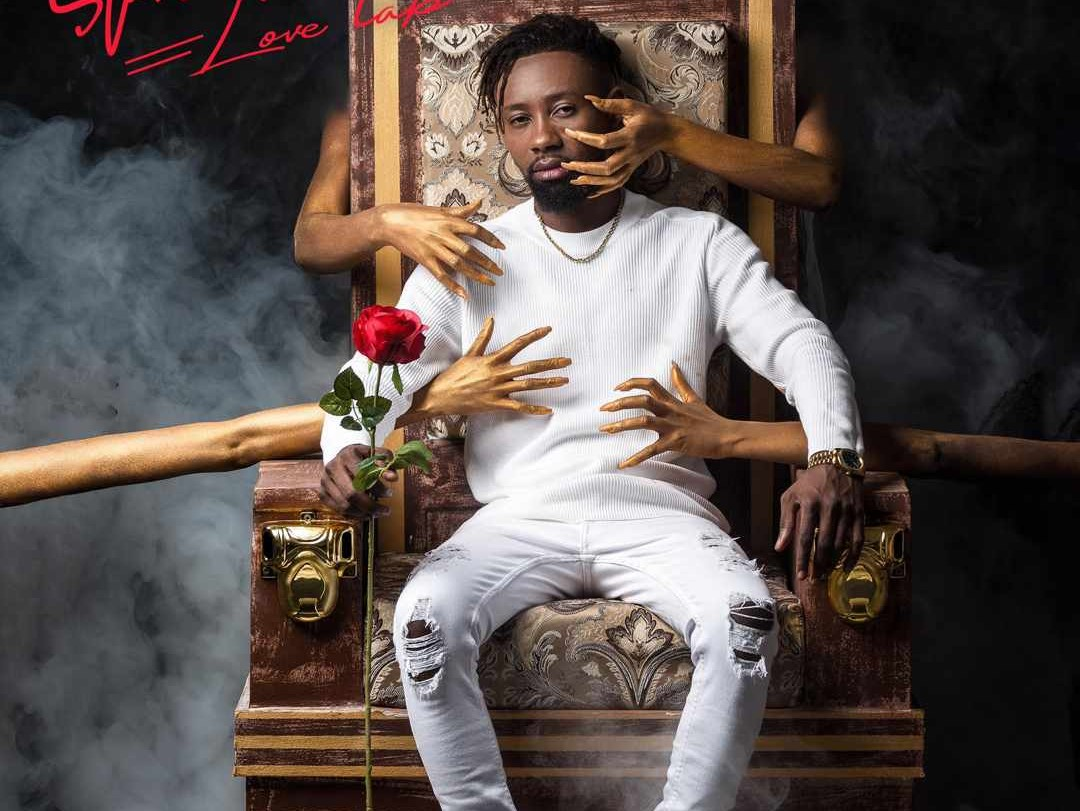 Youssoupha le seul invité sur Love Lab de Stone Komo