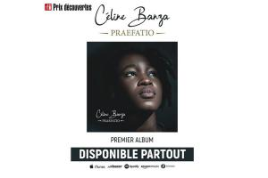 Praefatio, le premier album de Céline Banza maintenant disponible